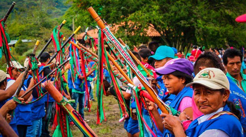 *Comunicado de denuncia y repudio internacional por la masacre contra Autoridad tradicional y Guardias Indígenas del pueblo Nasa en Colombia*